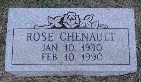 CHENAULT, ROSE - Johnson County, Arkansas | ROSE CHENAULT - Arkansas Gravestone Photos