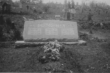 CHRONISTER, MILLARD L. - Johnson County, Arkansas | MILLARD L. CHRONISTER - Arkansas Gravestone Photos