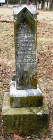 CLARK, ELLEN - Johnson County, Arkansas | ELLEN CLARK - Arkansas Gravestone Photos