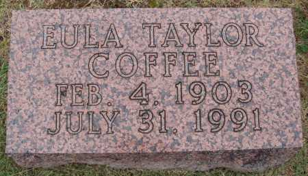 COFFEE, EULA - Johnson County, Arkansas | EULA COFFEE - Arkansas Gravestone Photos