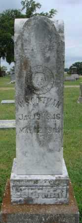 COFFMAN, W. S. - Johnson County, Arkansas   W. S. COFFMAN - Arkansas Gravestone Photos