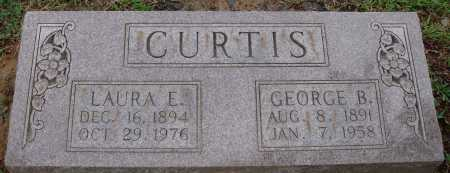 CURTIS, GEORGE B. - Johnson County, Arkansas | GEORGE B. CURTIS - Arkansas Gravestone Photos