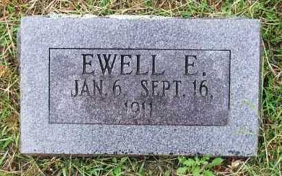 DALTON, EWELL E. - Johnson County, Arkansas | EWELL E. DALTON - Arkansas Gravestone Photos