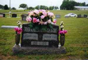 DICKERSON, JEANIE LEA - Johnson County, Arkansas | JEANIE LEA DICKERSON - Arkansas Gravestone Photos