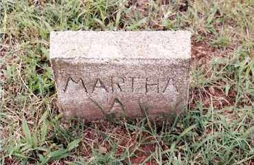 DOBBS, MARTHA A. - Johnson County, Arkansas | MARTHA A. DOBBS - Arkansas Gravestone Photos