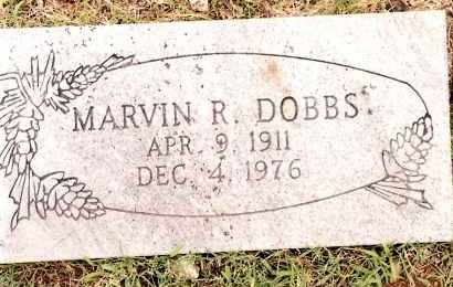 DOBBS, MARVIN R - Johnson County, Arkansas | MARVIN R DOBBS - Arkansas Gravestone Photos