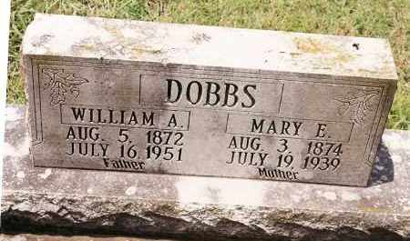 DOBBS, MARY F. - Johnson County, Arkansas | MARY F. DOBBS - Arkansas Gravestone Photos