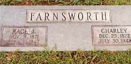 FARNSWORTH, RACHEL - Johnson County, Arkansas | RACHEL FARNSWORTH - Arkansas Gravestone Photos