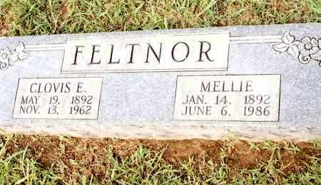 FELTNOR, MELLIE - Johnson County, Arkansas | MELLIE FELTNOR - Arkansas Gravestone Photos