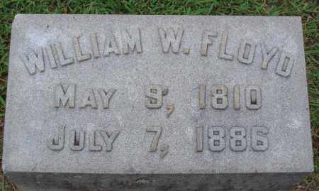 FLOYD, WILLIAM W. - Johnson County, Arkansas | WILLIAM W. FLOYD - Arkansas Gravestone Photos