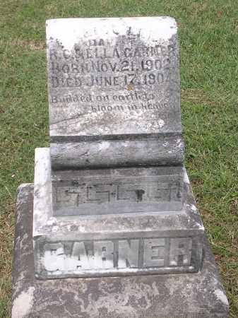 GARNER, DAUGHTER OF R C & ELLA - Johnson County, Arkansas | DAUGHTER OF R C & ELLA GARNER - Arkansas Gravestone Photos