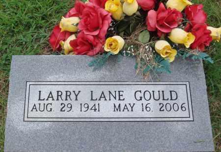 GOULD, LARRY LANE - Johnson County, Arkansas | LARRY LANE GOULD - Arkansas Gravestone Photos
