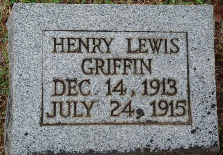 GRIFFIN, HENRY LEWIS - Johnson County, Arkansas | HENRY LEWIS GRIFFIN - Arkansas Gravestone Photos