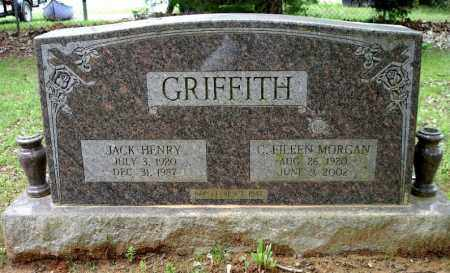 GRIFFITH, JACK HENRY - Johnson County, Arkansas | JACK HENRY GRIFFITH - Arkansas Gravestone Photos