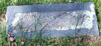 GRIM, WILLIAM - Johnson County, Arkansas | WILLIAM GRIM - Arkansas Gravestone Photos