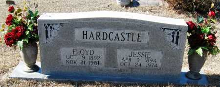 HARDCASTLE, FLOYD - Johnson County, Arkansas | FLOYD HARDCASTLE - Arkansas Gravestone Photos