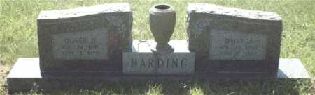 HARDING, OLIVER - Johnson County, Arkansas | OLIVER HARDING - Arkansas Gravestone Photos