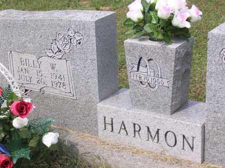 HARMON, BILLY W - Johnson County, Arkansas | BILLY W HARMON - Arkansas Gravestone Photos