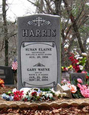 HARRIS, GARY WAYNE - Johnson County, Arkansas | GARY WAYNE HARRIS - Arkansas Gravestone Photos