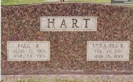 "HART, VERA  ""REA"" R - Johnson County, Arkansas 