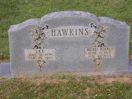 HAWKINS, IKE - Johnson County, Arkansas | IKE HAWKINS - Arkansas Gravestone Photos