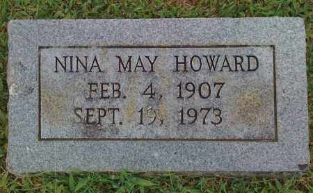 HOWARD, NINA MAY - Johnson County, Arkansas | NINA MAY HOWARD - Arkansas Gravestone Photos