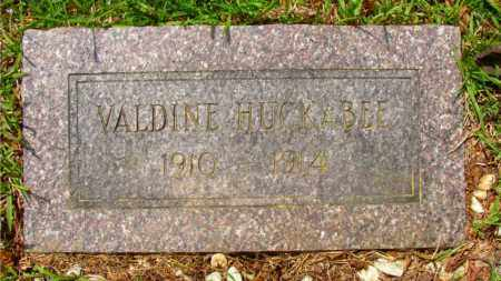 HUCKABEE, VALDINE - Johnson County, Arkansas | VALDINE HUCKABEE - Arkansas Gravestone Photos