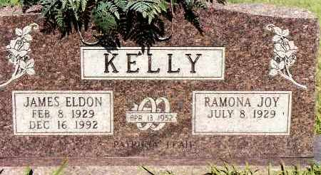 KELLY, JAMES ELDON - Johnson County, Arkansas | JAMES ELDON KELLY - Arkansas Gravestone Photos