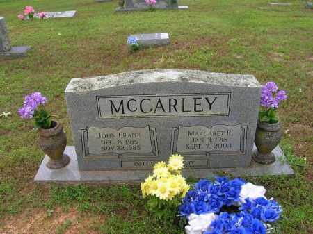 HIGGS MCCARLEY, MARGARET REBECCA - Johnson County, Arkansas | MARGARET REBECCA HIGGS MCCARLEY - Arkansas Gravestone Photos