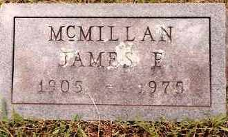 MCMILLAN, JAMES E. - Johnson County, Arkansas | JAMES E. MCMILLAN - Arkansas Gravestone Photos