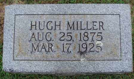 MILLER, HUGH - Johnson County, Arkansas | HUGH MILLER - Arkansas Gravestone Photos