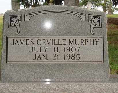 MURPHY, JAMES ORVILLE - Johnson County, Arkansas | JAMES ORVILLE MURPHY - Arkansas Gravestone Photos