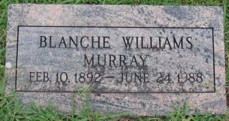 MURRAY, BLANCHE - Johnson County, Arkansas | BLANCHE MURRAY - Arkansas Gravestone Photos