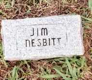 NESBITT, JIM - Johnson County, Arkansas | JIM NESBITT - Arkansas Gravestone Photos