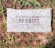 NESBITT, NO NAME - Johnson County, Arkansas | NO NAME NESBITT - Arkansas Gravestone Photos