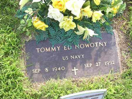 NOWOTNY  (VETERAN), TOMMY ED - Johnson County, Arkansas | TOMMY ED NOWOTNY  (VETERAN) - Arkansas Gravestone Photos