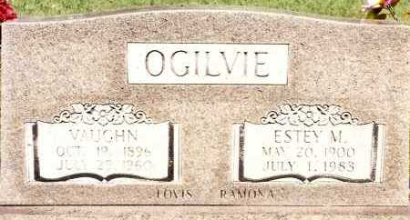 OGILVIE, ESTEY M. - Johnson County, Arkansas | ESTEY M. OGILVIE - Arkansas Gravestone Photos