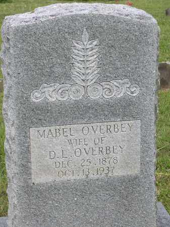 OVERBEY, MABEL - Johnson County, Arkansas | MABEL OVERBEY - Arkansas Gravestone Photos