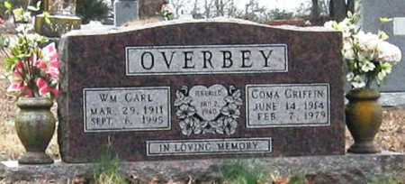 OVERBEY, WILLIAM CARL - Johnson County, Arkansas | WILLIAM CARL OVERBEY - Arkansas Gravestone Photos