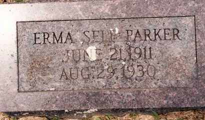 PARKER, ERMA - Johnson County, Arkansas | ERMA PARKER - Arkansas Gravestone Photos