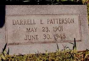 PATTERSON, DARRELL E. - Johnson County, Arkansas | DARRELL E. PATTERSON - Arkansas Gravestone Photos