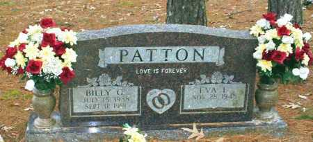 PATTON, BILLY G - Johnson County, Arkansas | BILLY G PATTON - Arkansas Gravestone Photos