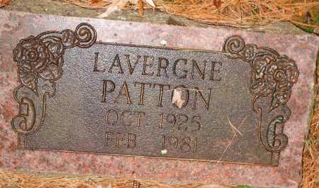 PATTON, LAVERGNE - Johnson County, Arkansas | LAVERGNE PATTON - Arkansas Gravestone Photos