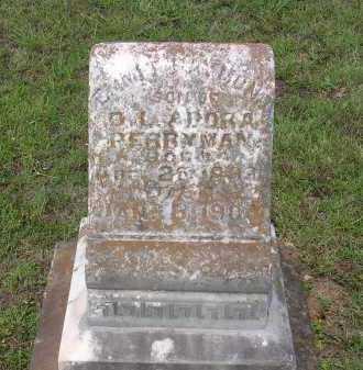 PERRYMAN, EMMIT - Johnson County, Arkansas   EMMIT PERRYMAN - Arkansas Gravestone Photos