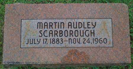 SCARBOROUGH, MARTIN AUDLEY - Johnson County, Arkansas | MARTIN AUDLEY SCARBOROUGH - Arkansas Gravestone Photos