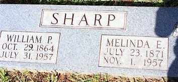 SHARP, MELINDA E. - Johnson County, Arkansas | MELINDA E. SHARP - Arkansas Gravestone Photos