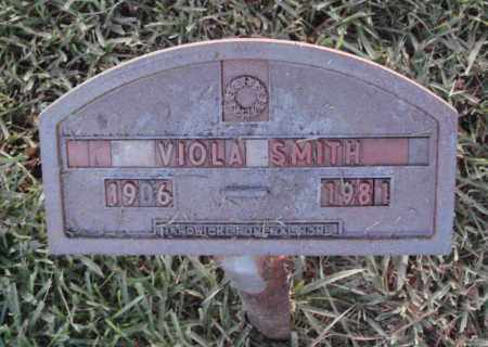 SMITH, VIOLA - Johnson County, Arkansas | VIOLA SMITH - Arkansas Gravestone Photos