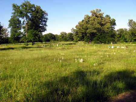 *SPADRA CEMETERY OVERVIEW,  - Johnson County, Arkansas |  *SPADRA CEMETERY OVERVIEW - Arkansas Gravestone Photos