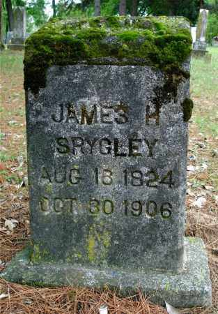 SRYGLEY, JAMES H. - Johnson County, Arkansas | JAMES H. SRYGLEY - Arkansas Gravestone Photos