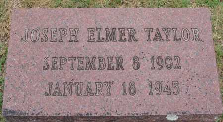 TAYLOR, JOSEPH ELMER - Johnson County, Arkansas | JOSEPH ELMER TAYLOR - Arkansas Gravestone Photos
